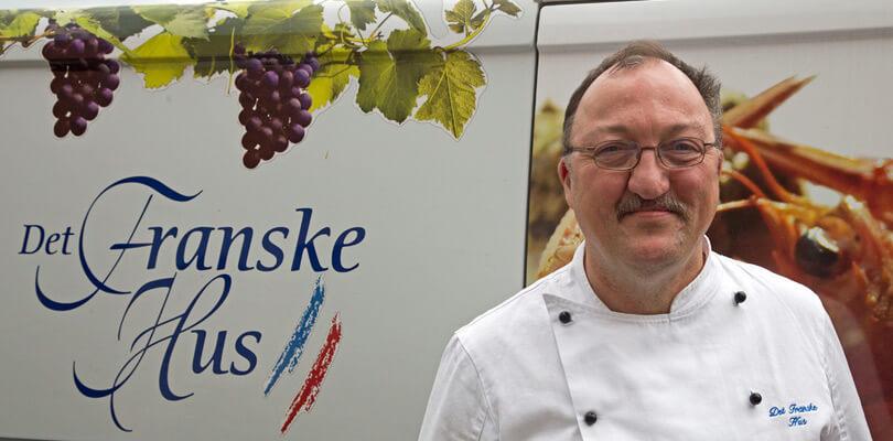 Det Franske Hus catering - Sønderborg, Aabenraa, Sønderjylland